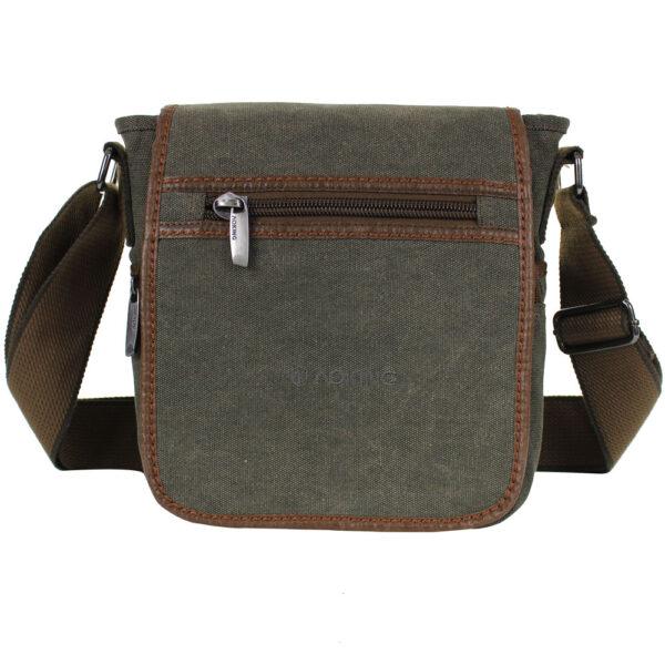 HomeCANVAS RANGEMESSENGER BAGS AOKING Canvas Messenger ... c4723438e049