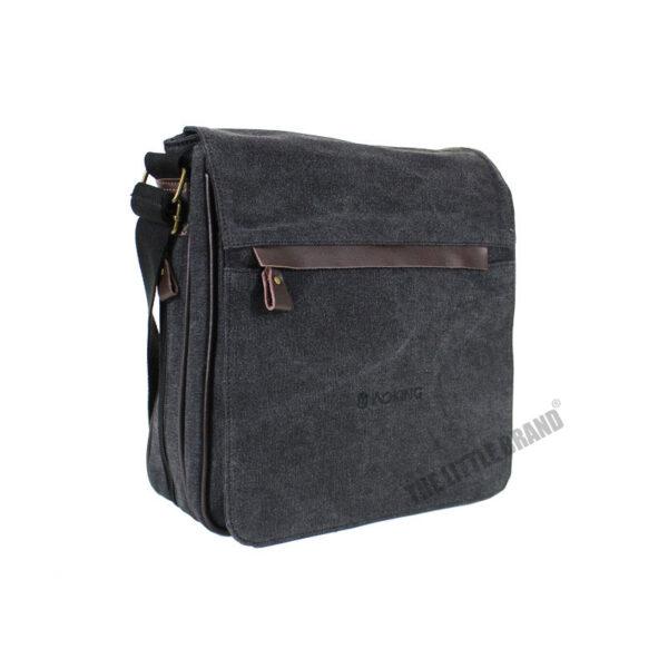 1fe10b95fba5 HomeCANVAS RANGESHOULDER BAGS AOKING Expandable Messenger Bag AR9665-3.  Previous product · RL43001 Ultra Light Small ...