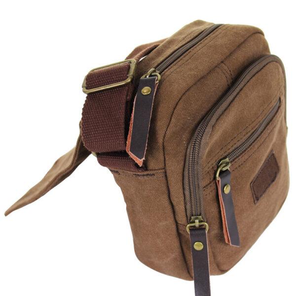 50fe148f998d HomeCANVAS RANGEBACKPACKS RL44047 Ultra Light Messenger Bag