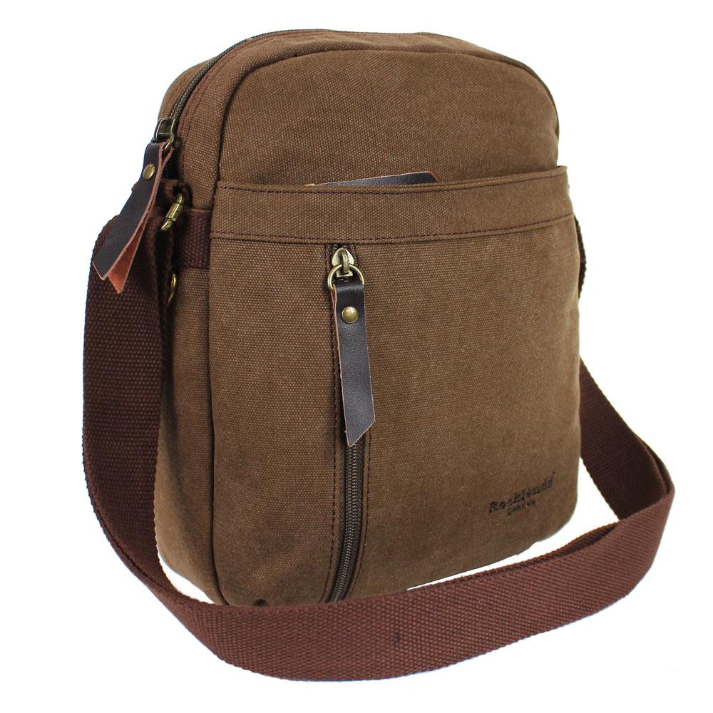 f01ec13bc988 Click to enlarge. HomeCANVAS RANGESHOULDER BAGS RL44050-5 Ultra Light  Canvas Side Bag