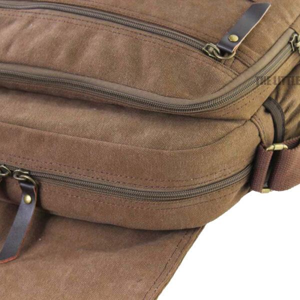 140409e4b34c HomeCANVAS RANGESHOULDER BAGS RL44054-5 Ultra Light Canvas Side Bag