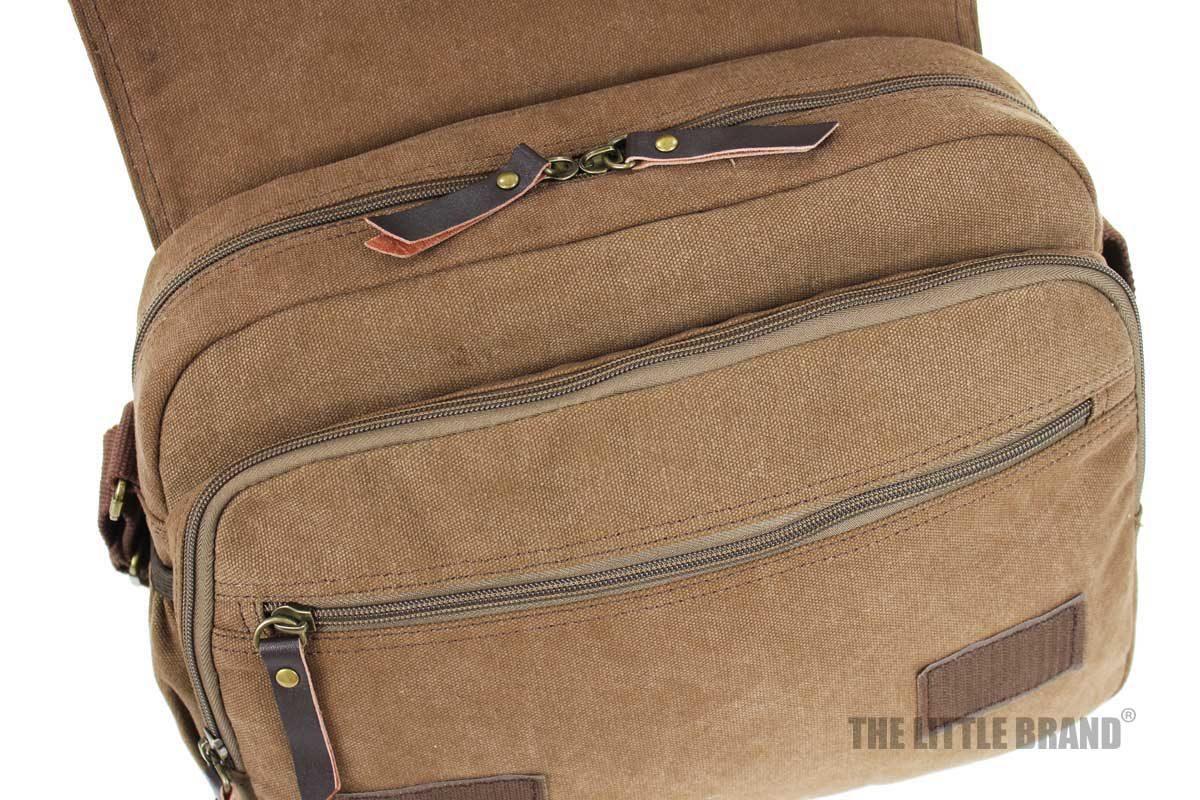 f1e0effa5d06 Click to enlarge. HomeCANVAS RANGESHOULDER BAGS RL44054-5 Ultra Light  Canvas Side Bag